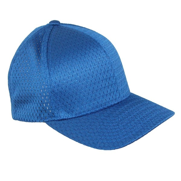 Flexfit Polyester Breathable Mesh Sport Baseball Hat