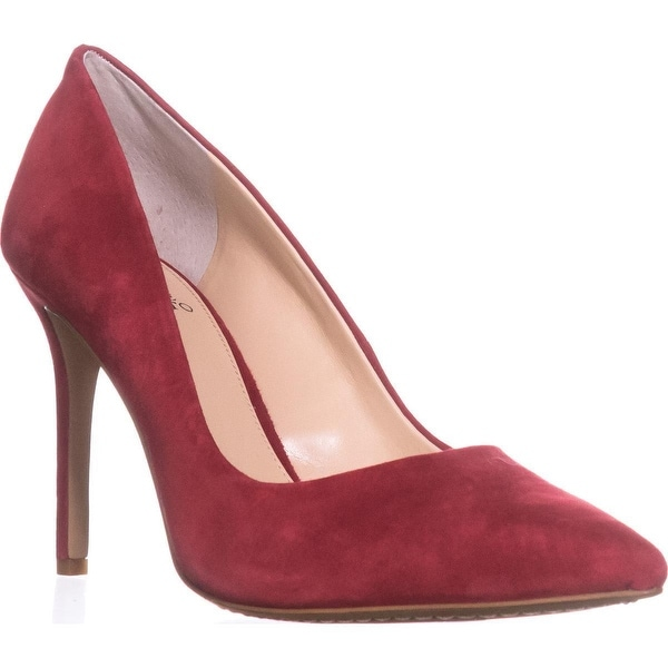 Vince Camuto Savilla Classic Stiletto Pumps, Cherry Red - 10 us / 40 eu
