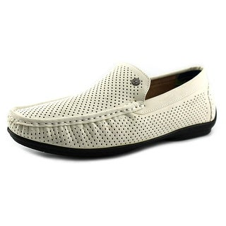 Stacy Adams Pax Driving Round Toe Synthetic Loafer