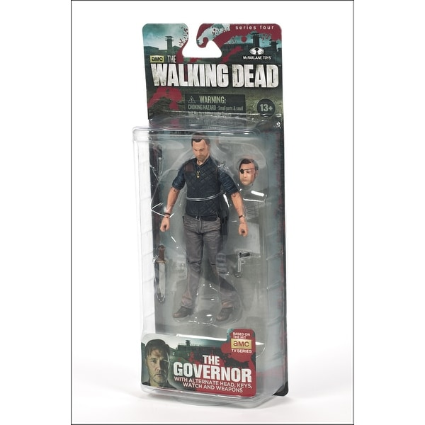 """The Walking Dead TV Series 4 5"""" Action Figure: The Governor"""