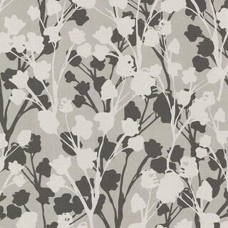 Brewster 347-20126 Lawson Black Botanical Silhouette Wallpaper - N/A