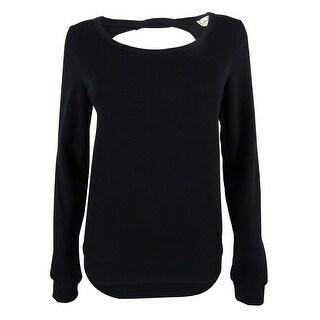 Jessica Simpson Women's Cut Out Sweatshirt