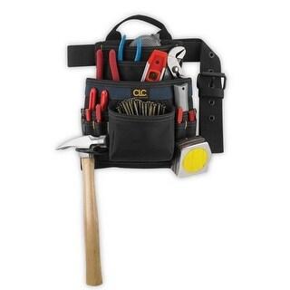 CLC 2823 Carpenter's Ballistic Nail & Tool Bag, 10 Pocket