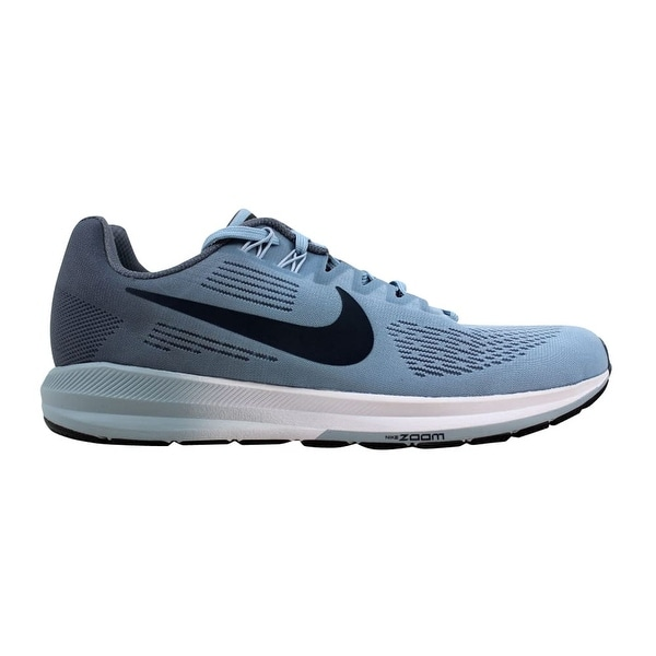best loved fc344 b634b Nike Womenx27s Air Zoom Structure 21 Armory BlueArmory Navy 904701