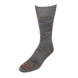 Levis Men's Cotton Color Free Run Crew Sock