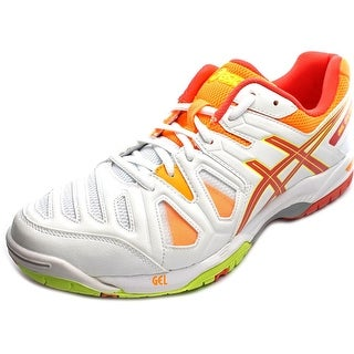 Asics Gel-Game 5    Round Toe Synthetic  Running Shoe