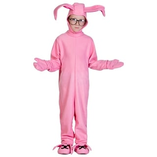 Kids Christmas Story Bunny Costume