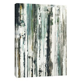 """PTM Images 9-108502  PTM Canvas Collection 10"""" x 8"""" - """"Splendor"""" Giclee Abstract Art Print on Canvas"""