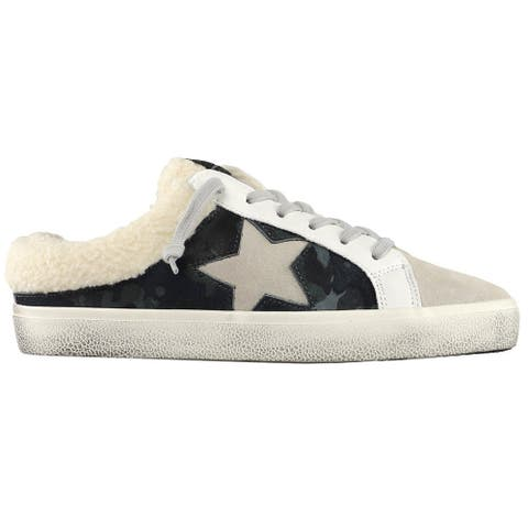 Vintage Havana Mellow Camouflage Slip On Womens Sneakers Shoes