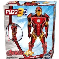 Ironman 3D Puzzle, 3D Puzzles by Cardinal