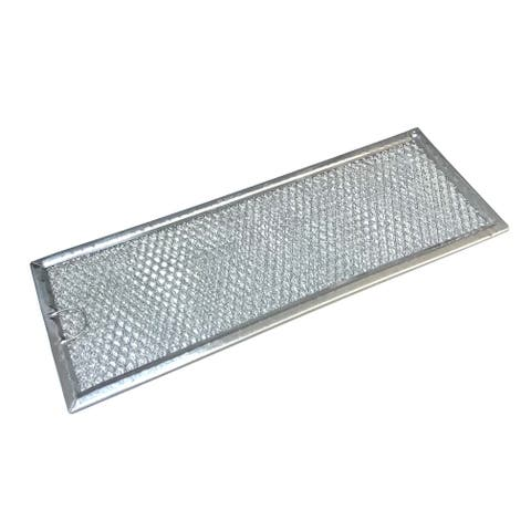 OEM GE Microwave Grease Air Filter Shipped With PVM2070SMC02, PVM2070SMC03