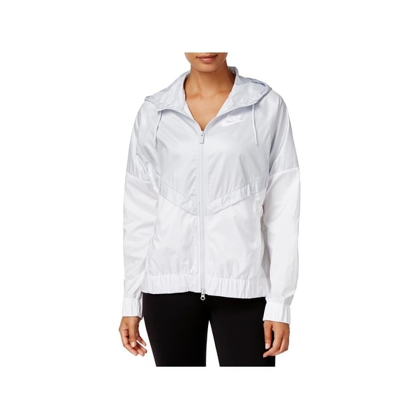 c020a16bccd73 Shop Nike Womens Athletic Jacket Fall Lightweight - Free Shipping On ...