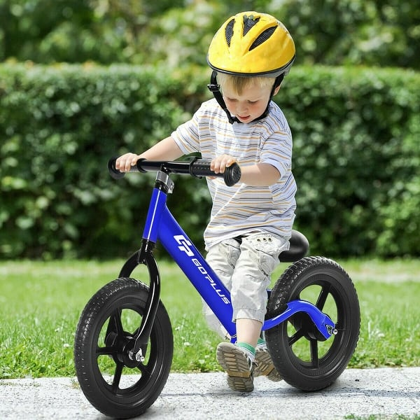 12/'/' Kids Balance Bike Walker No Pedal Training Bicycle Toy for 3-6 years Child
