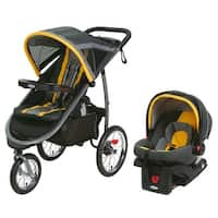 Graco Fast Action Jogger Travel System Sunshine Jogger Travel System