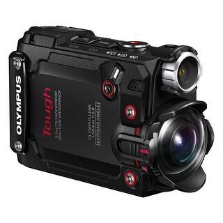 "Olympus Tough Digital Camcorder - 1.5"" LCD - BSI CMOS - 4K - (Refurbished)"