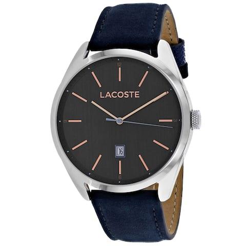 Lacoste Men's San Diego Grey Dial Watch - 2010911 - One Size