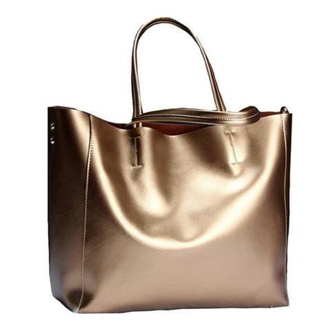 Women's Handbag Soft Leather Tote Shoulder Bag
