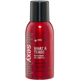Sexy Hair Concepts Big Sexy Hair What A Tease Backcomb in a Bottle Hairspray 4.2 oz