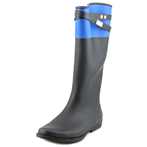 Tommy Hilfiger Coree Round Toe Synthetic Rain Boot