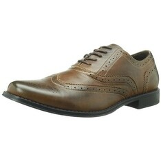 Madden Mens M-Franky Lace Up Dress Oxfords