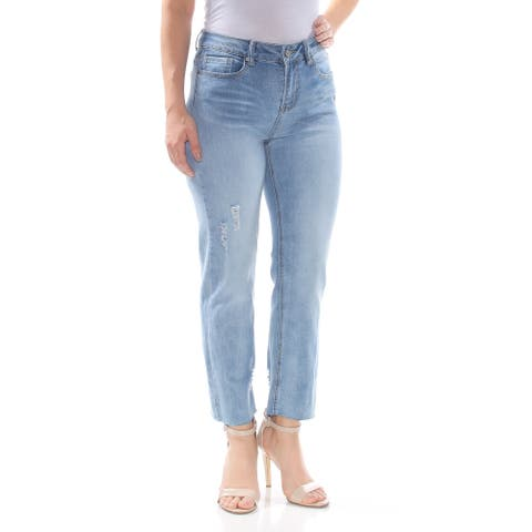 INDIGO REIN Womens Blue Jeans Juniors Size: 11