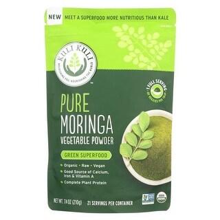 Kuli Kuli 1730381 7.4 oz Pure Moringa Vegetable Powder