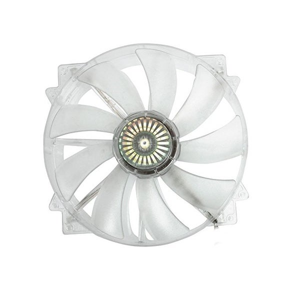 Cooler Master MegaFlow 200 Blue LED PC Case Cooling Fan 700 RPM 200mm