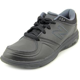 New Balance MW813 2A Round Toe Synthetic Walking Shoe