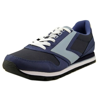 Brooks Chariot Men  Round Toe Synthetic Blue Running Shoe