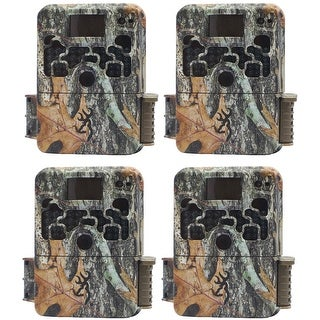 Browning Trail Cameras Strike Force HD 850 (4-Pack) - Camouflage