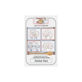 Cranberry Pie Designs Pantry Pals Embroidery Ptrn