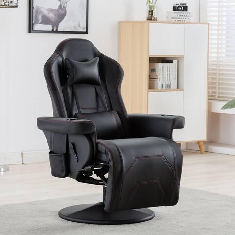 High End PU Reclining Gaming Chair