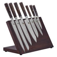 Miyabi Black 5000MCD67 10-pc Knife Block Set