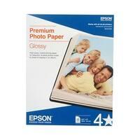 Epson Premium Glossy Photo Paper Premium Glossy Photo Paper