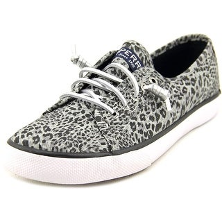 Sperry Top Sider Seacoast Round Toe Leather Sneakers