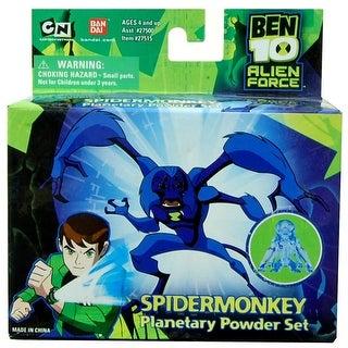 Ben 10 Planetary Powder Set Spidermonkey - multi