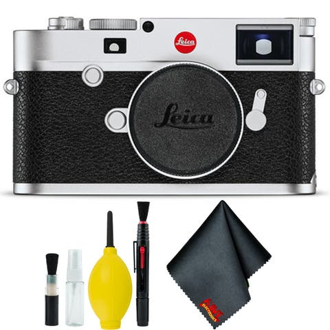 Leica M10 Digital Rangefinder Camera Bundle