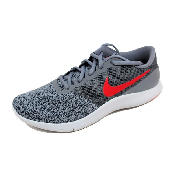 Nike Men's Flex Contact Cool Grey/University Red 908983-006