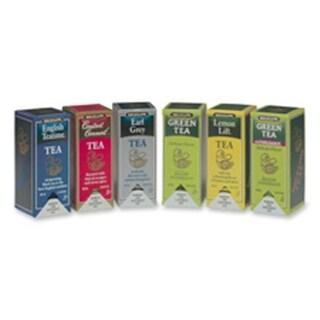 Bigelow Tea Company BTC15577 Flavor Teas- 168-CT- 6 Assorted Flavors