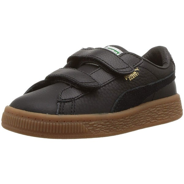 Shop PUMA Kids  Basket Classic Gum Deluxe Sneaker - Free Shipping On ... f91fc096f