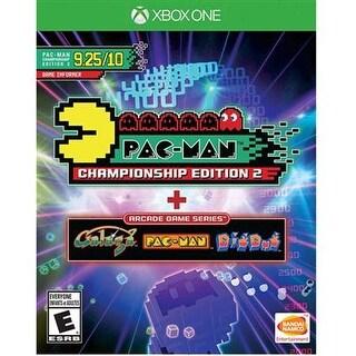 Namco Bandai Entertainment - 22070 - Pacman Championship Ed 2 Xbone