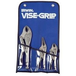 Irwin Vise-Grip 586-757KB 7 Pc Tool Set In Kit Bag