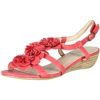 Gcny Good Choice Womens Rossana Sandals