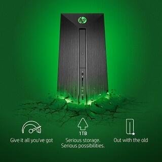 """HP Pavilion Desktop - 580-130 Desktop Computer"""