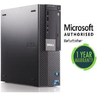 Dell 980 SFF, intel Ci5 650 3.2GHz, 4GB, 500GB, W10 Home