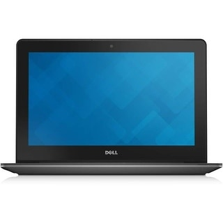"Dell Chromebook XDGJHB Intel Celeron N2840 X2 2.16GHz 4GB 16GB SSD 11.6"",Blue(Refurbished)"