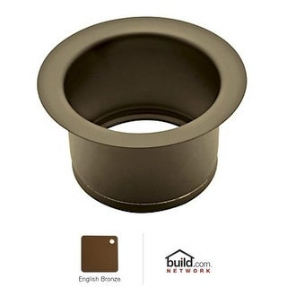 "Rohl ISE10082 Extended 2 1/2"" Disposal Flange"