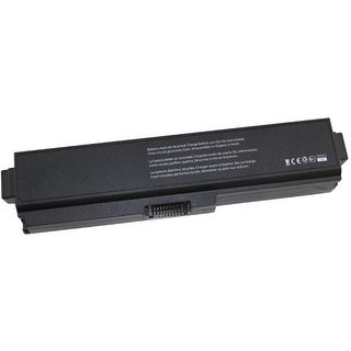 """V7 TOS-A665DX12V7 V7 Replacement Battery FOR TOSHIBA SATELLITE A665D OEM# PA3819U-1BRS PABAS30 12CELL - 8800 mAh - Lithium Ion"
