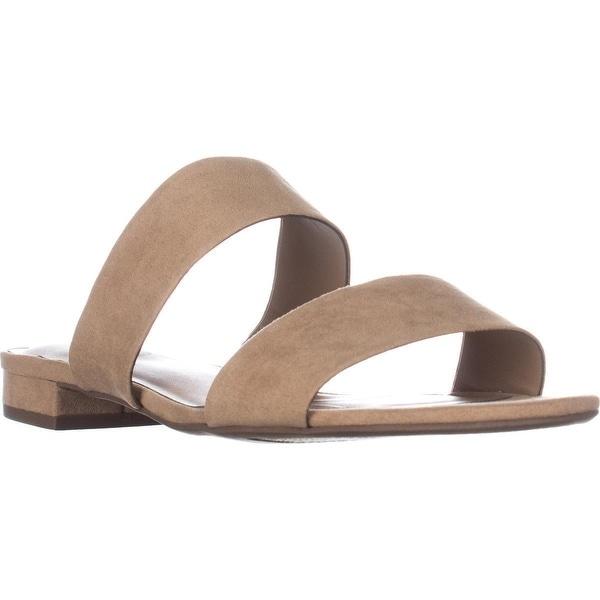 Circus Sam Edelman Delaney Slide Sandals, Bare Nude