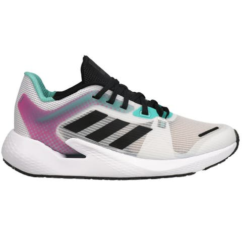 adidas Alphatorsion Mens Running Sneakers Shoes - Purple,White